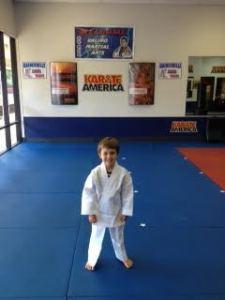 josh karate